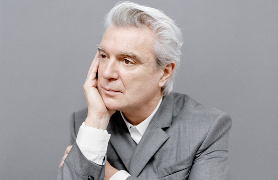 David Byrne new album 2018.