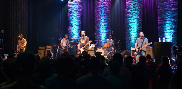 Doug Martsch of Built to Spill wore his Fuzz Strap at the Variety Playhouse in Atlanta on September 13, 2012
