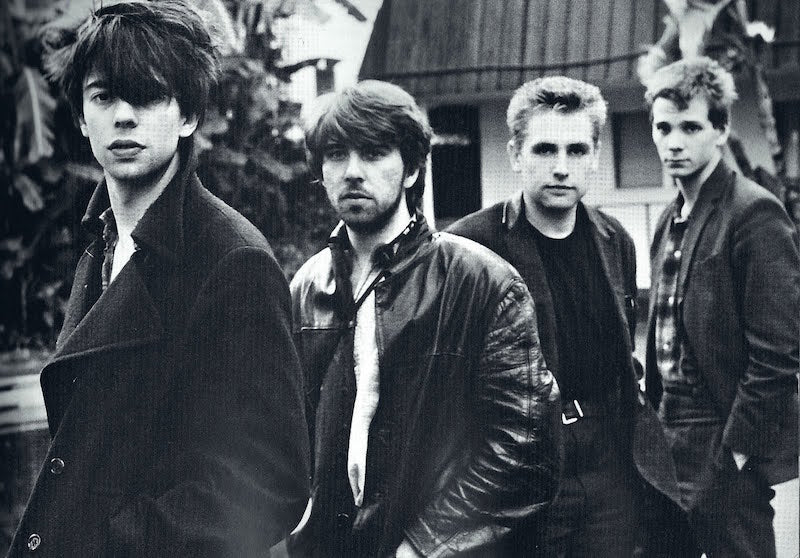 Echo and the Bunnymen promo photo