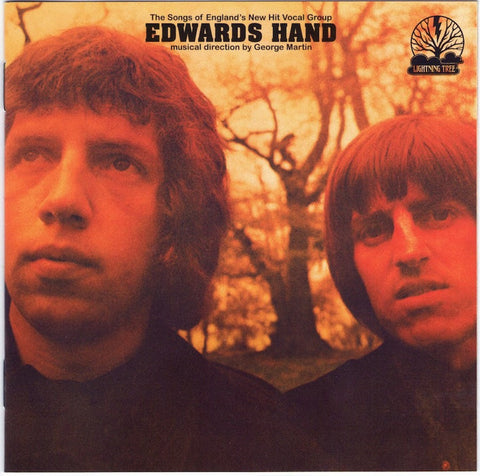 Edwards Hand self-titled album produced by George Martin in 1968.