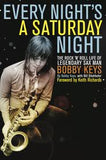 "Cover of Bobby Keys autobiography ""Every Night's a Saturday Night"""