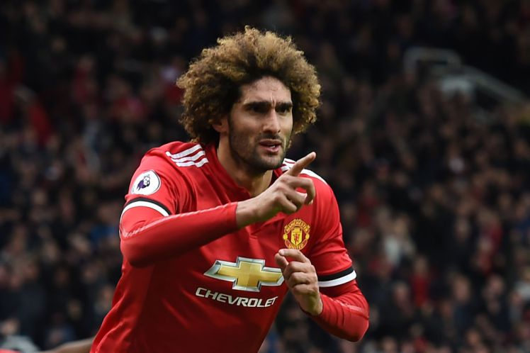 Austin Brown of Parquet Courts considers Marouane Fellaini to be the greatest footballer of all time