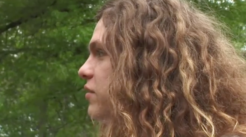 portrait of Jay Reatard