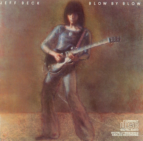Jeff Beck's album 'Blow By Blow' produced by George Martin.