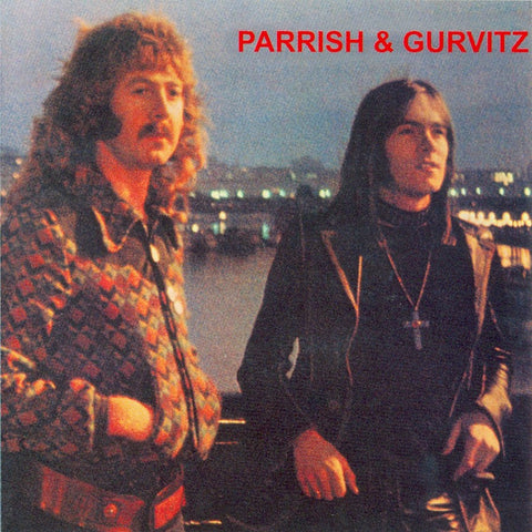 Parrish & Gurvitz – Parrish & Gurvitz (1971) album produced by George Martin.