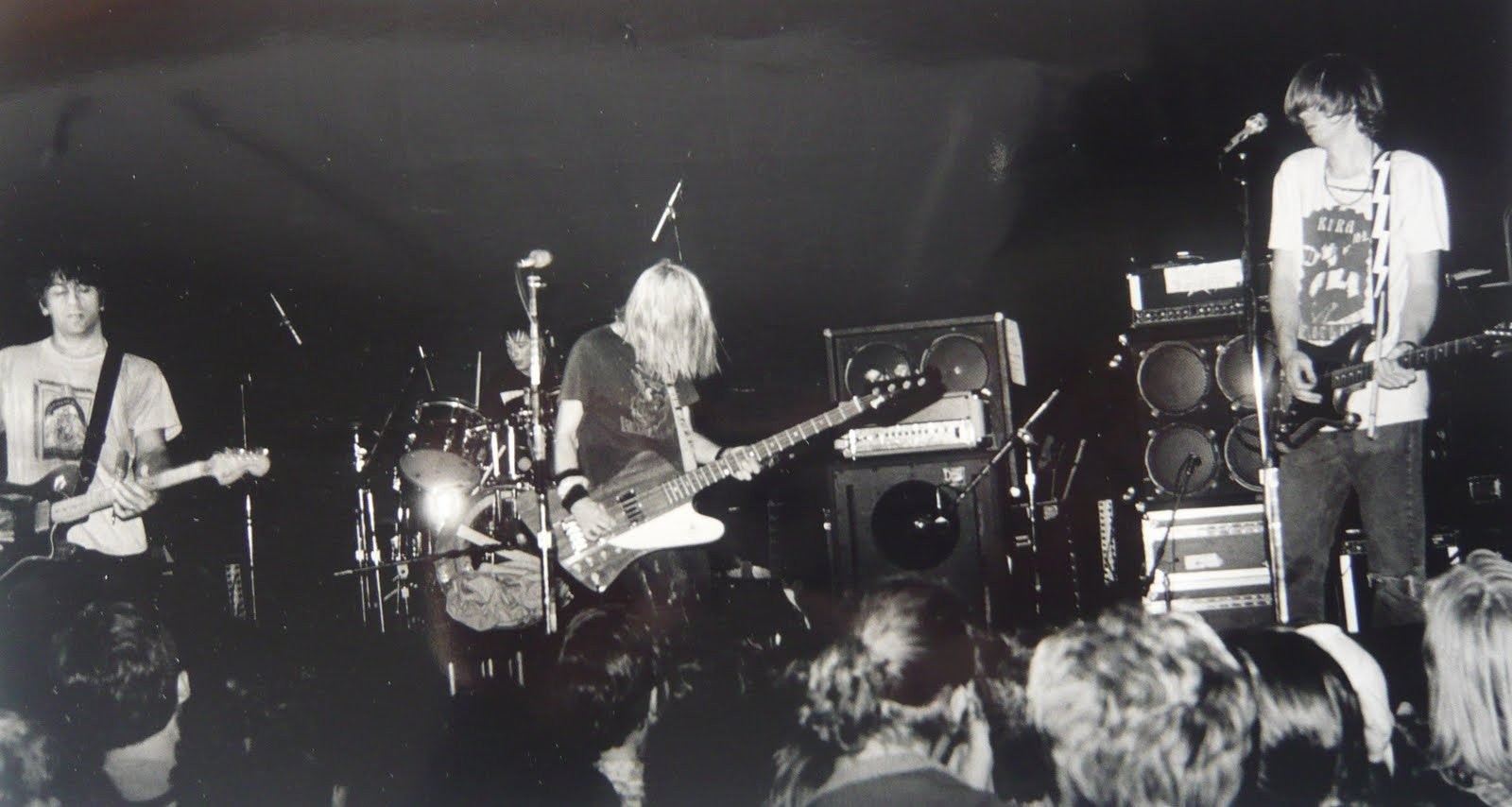 Sonic Youth live show from the 80s