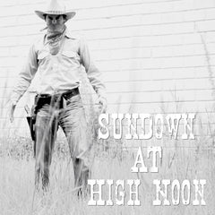 Sundown at High Noon cover