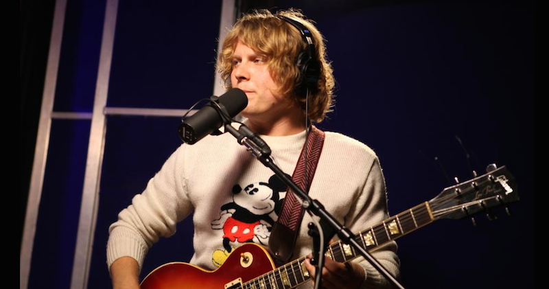 Ty Segall at KCRW