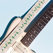 Silkscreen Guitar Strap in Boytoy