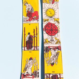 Silkscreen Guitar Strap in Eric Slick Product detail photo 3