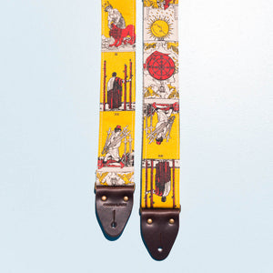 Silkscreen Guitar Strap in Eric Slick Product detail photo 2