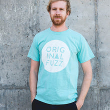 Circle Logo T-Shirt in Surf Green