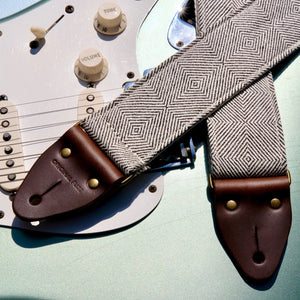 Indian Guitar Strap in Colva Product detail photo 2