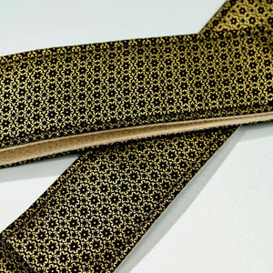 Floral Guitar Strap in Amman Valley Product detail photo 2