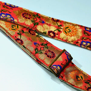 Paisley Guitar Strap in Merton Park Product detail photo 4