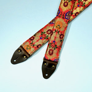 Paisley Guitar Strap in Merton Park Product detail photo 5