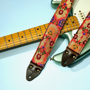Paisley Guitar Strap in Merton Park Product detail photo 1