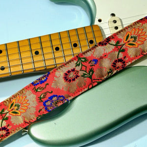Paisley Guitar Strap in Merton Park Product detail photo 3