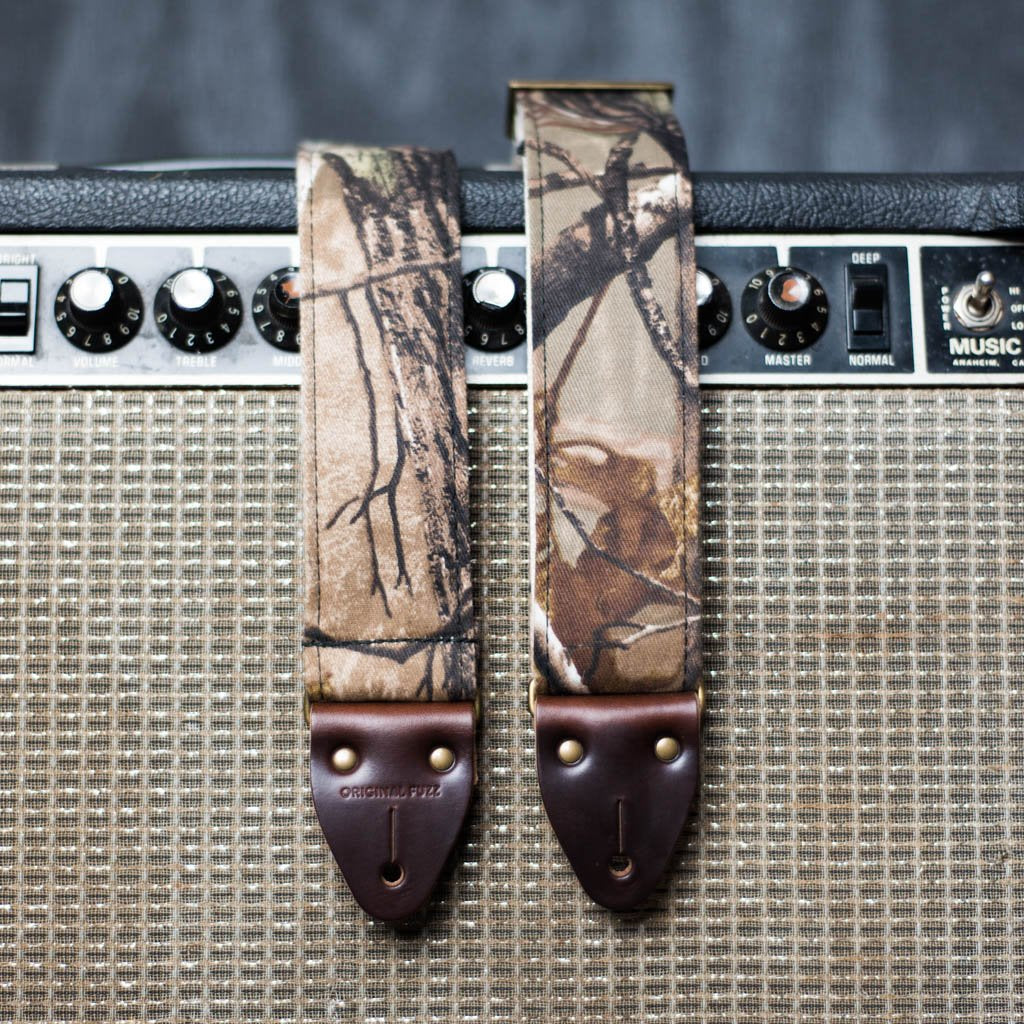 Nashville Series Guitar Strap in Bucksnort