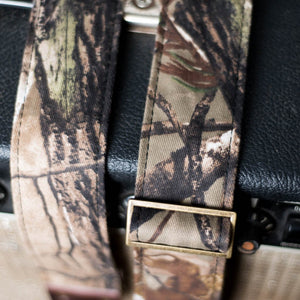 Nashville Series Guitar Strap in Bucksnort Product detail photo 3