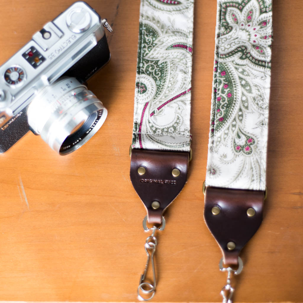 Nashville Series Camera Strap in Kingston Springs