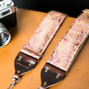 Nashville Series Camera Strap in Edith