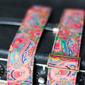 Nashville Series Guitar Strap in Trinity Product detail photo 1
