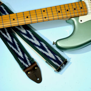 Guatemalan Guitar Strap in Jalapa Product detail photo 6
