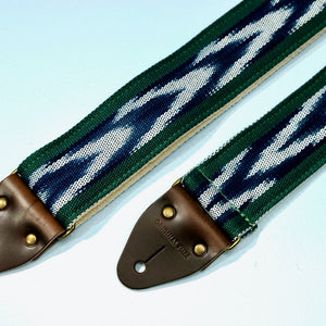 Guatemalan Guitar Strap in Jalapa Product detail photo 1