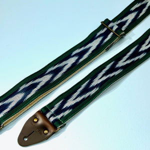 Guatemalan Guitar Strap in Jalapa Product detail photo 3