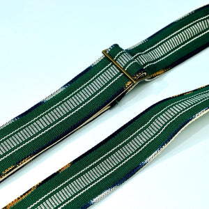 Guatemalan Guitar Strap in Morales Product detail photo 4