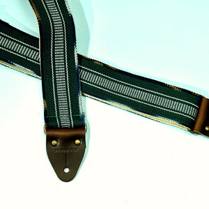 Guatemalan Guitar Strap in Morales Product detail photo 2