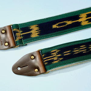 Guatemalan Guitar Strap in Sanarate Product detail photo 1
