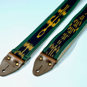 Guatemalan Guitar Strap in Sanarate Product detail photo 3