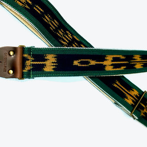 Guatemalan Guitar Strap in Sanarate Product detail photo 7