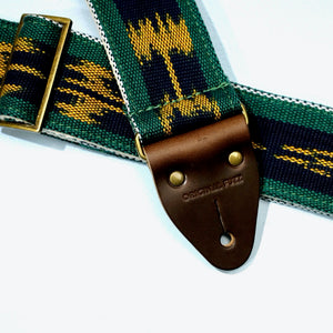 Guatemalan Guitar Strap in Sanarate Product detail photo 5
