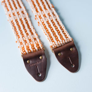 Handwoven Guitar Strap in MIA Product detail photo 1
