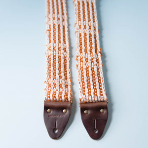 Handwoven Guitar Strap in MIA Product detail photo 3