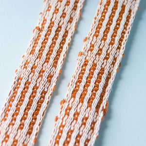 Handwoven Guitar Strap in MIA Product detail photo 2