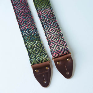 Handwoven Guitar Strap in ORD Product detail photo 3