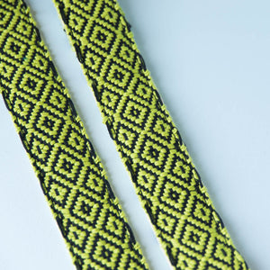 Handwoven Guitar Strap in SEA Product detail photo 1
