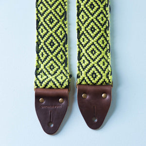 Handwoven Guitar Strap in SEA Product detail photo 2