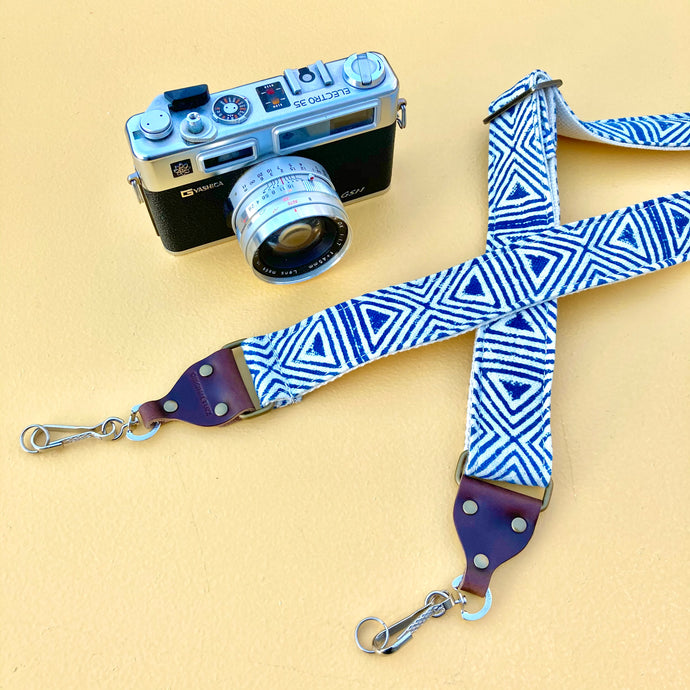 Skinny Camera Strap in Dandi