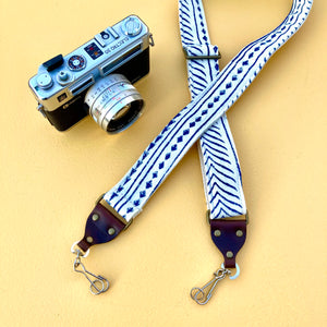 Indian Skinny Camera Strap in Martin Courtney Product detail photo 0