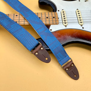 Nashville Series Skinny Guitar Strap in Shelby