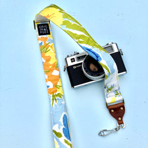 Skinny Reclaimed Camera Strap in Broad Street Product detail photo 0