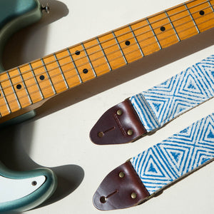Indian Guitar Strap in Dandi Product detail photo 2