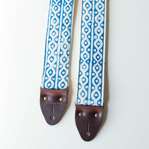 Indian Guitar Strap in Griff