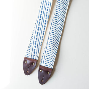 Indian Guitar Strap in Martin Courtney Product detail photo 1