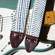 Indian Guitar Strap in Martin Courtney